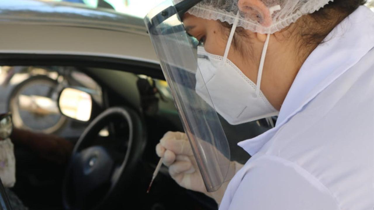 Sesad realizará Drive-Thru de testes rápidos para o público geral