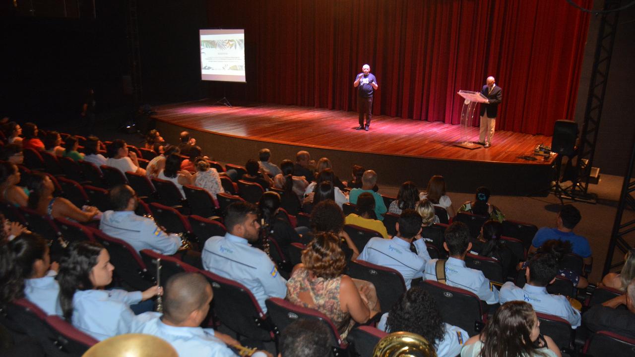 Prefeitura abrirá cadastro online para artistas e espaços culturais de Parnamirim
