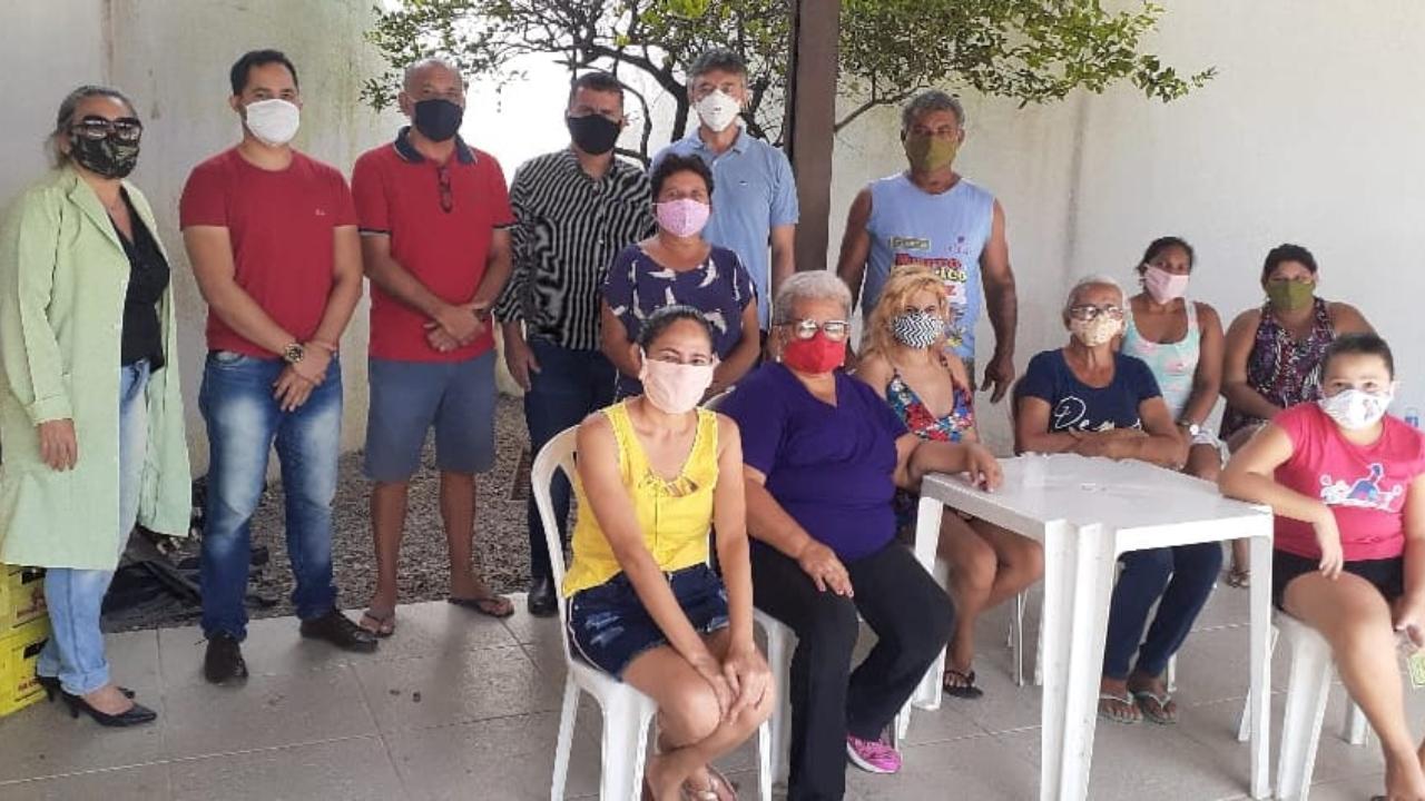 Ação conjunta entre Semas e Loja Maçônica leva esperança a famílias parnamirinenses