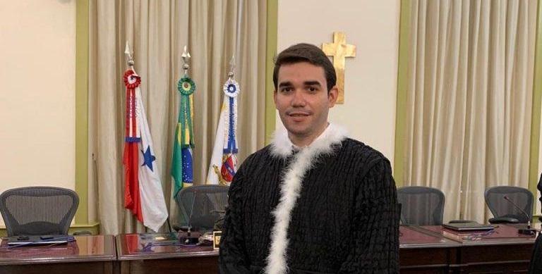 CONQUISTA: Filho de carroceiro e lavadeira do RN toma posse como juiz do TJPA