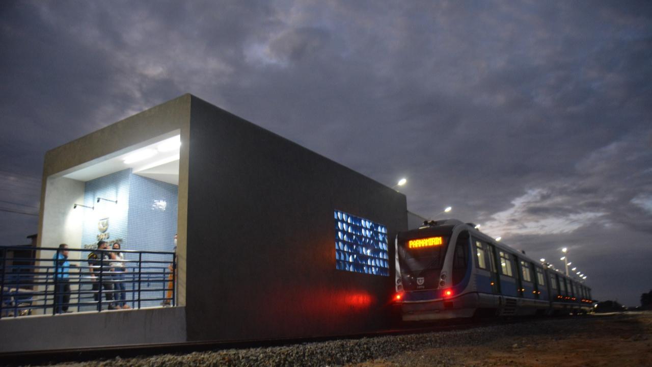 Trens Urbanos não irão circular em Natal nesta quarta (06).