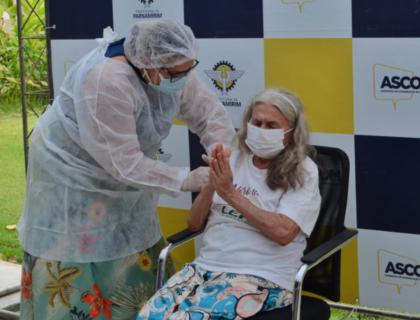 Parnamirim inicia Plano Municipal de Vacinação contra Covid-19