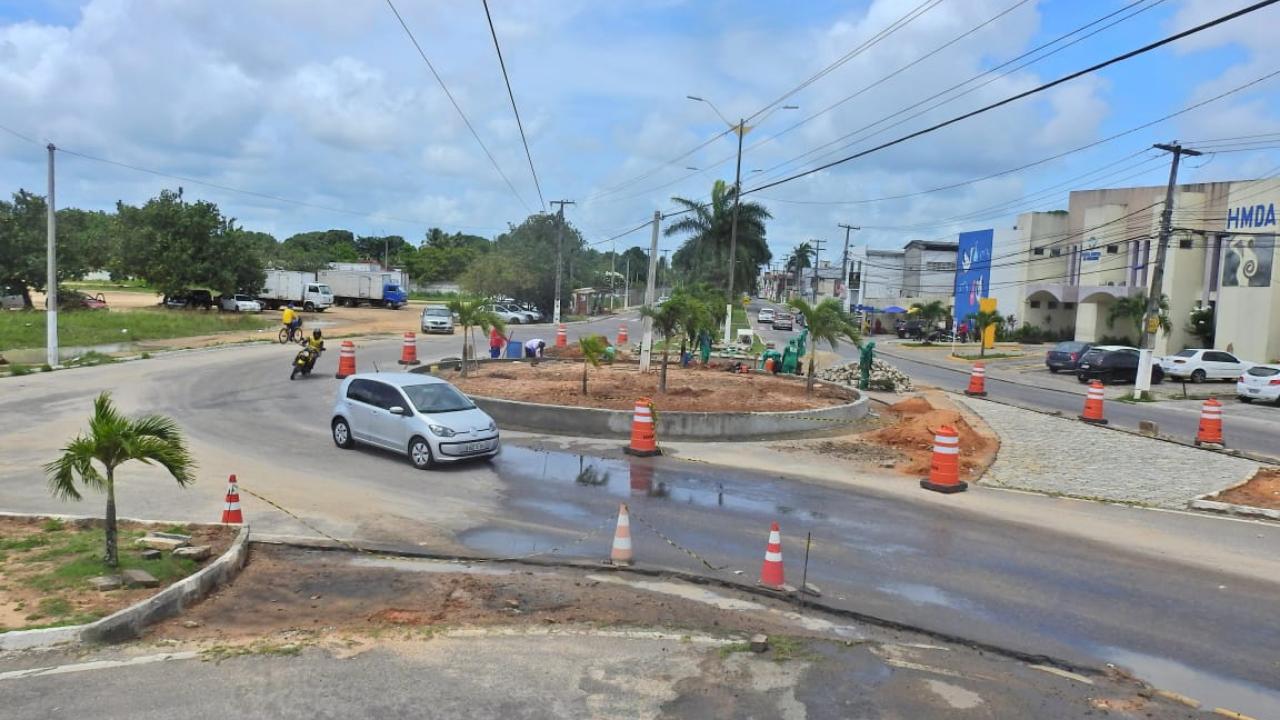 Parnamirim terá trânsito reorganizado na entrada do centro da cidade