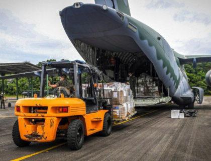 Operação das Forças Armadas contra covid-19 completa um ano