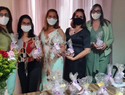 Semas realiza homenagem às mulheres da rede de assistência social