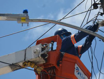 Parnamirim: Prefeitura intensifica serviços de iluminação em Passagem de Areia