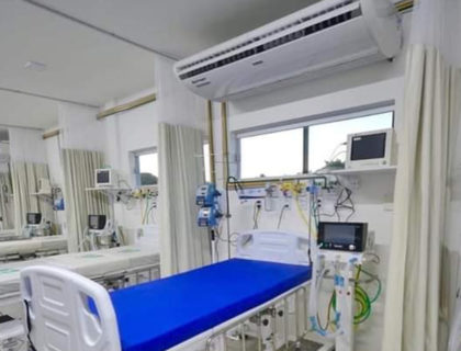 Prefeitura de Parnamirim reabilita leitos clínicos e de UTI para tratamento da Covid-19