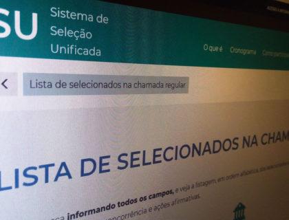 MEC divulga nesta sexta-feira resultado do Sisu 2021