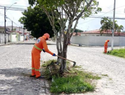 Prefeitura segue realizando de forma intensiva serviços de manutenção e zeladoria pela cidade