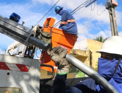 Prefeitura de Parnamirim conclui a iluminação de LED em mais dois bairros