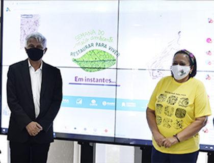 Governo do RN abre Semana do Meio Ambiente 2021