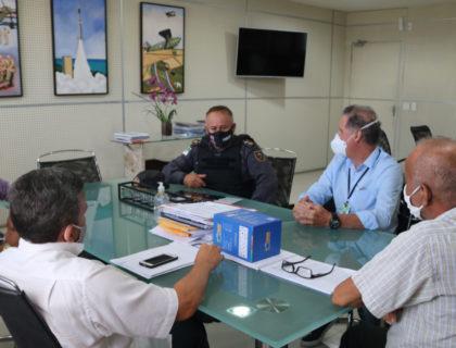 Prefeitura de Parnamirim e PM definem plano para intensificar segurança no litoral