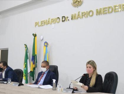 Projetos de leis em áreas diversas seguem em tramitação na Câmara Municipal de Parnamirim