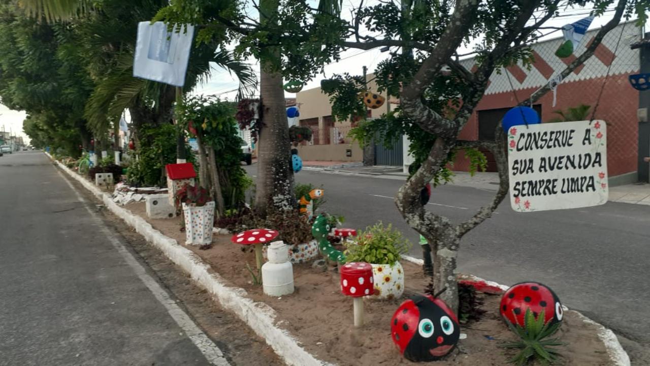 Moradores comemoram 76 anos da Avenida mais antiga de Parnamirim