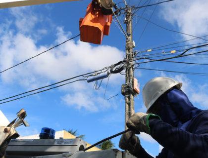 Prefeitura de Parnamrim intensifica iluminação em Nova Esperança e nos novos caminhódromos