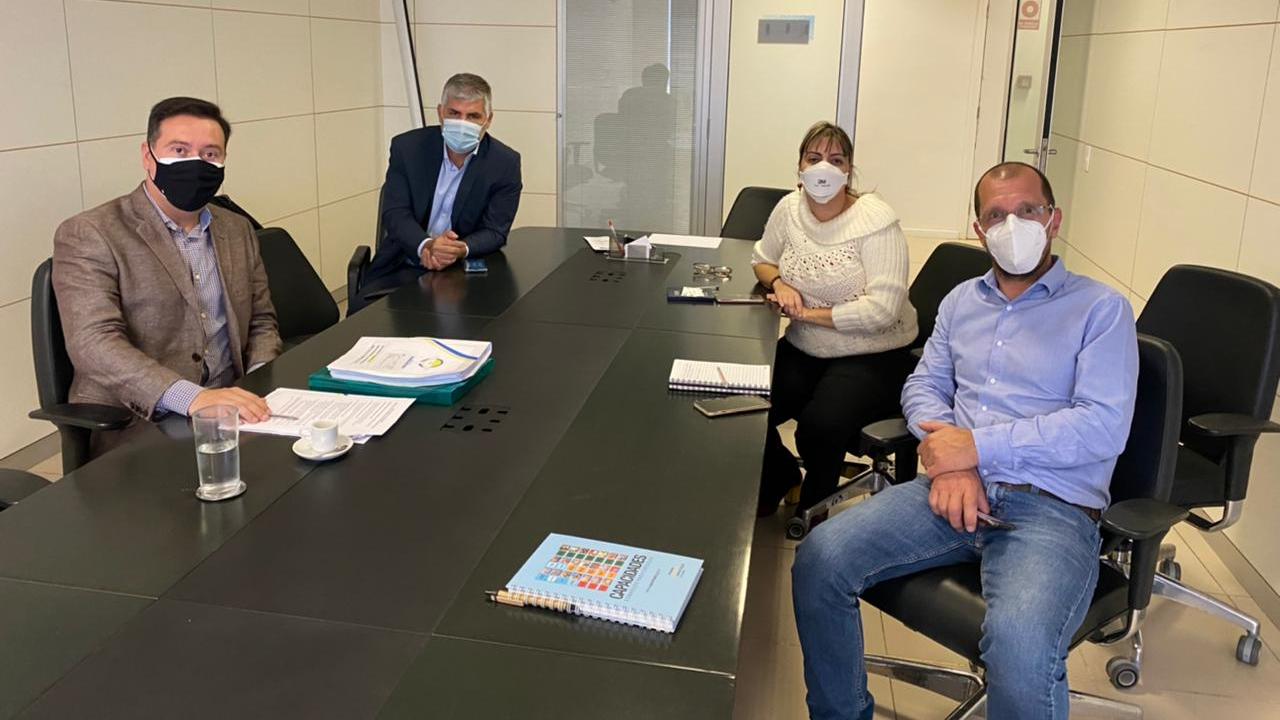 Secretário de Habitação se reúne em Brasília para tratar sobre Irmã Dulce I, II e III