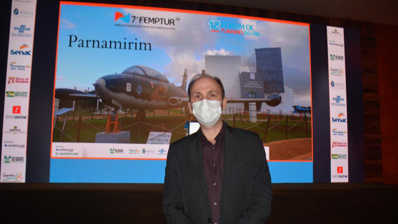 Parnamirim marcará presença na 7a Femptur e no 12o. Forum de Turismo do RN