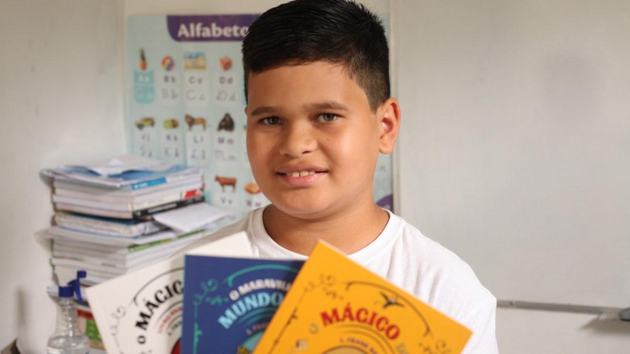 Estudante parnamirinense está na próxima etapa do Prêmio Antônio Francisco de Literatura de Cordel