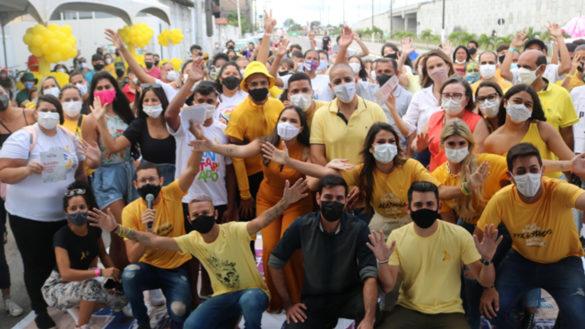 Setembro Amarelo: jovens de Parnamirim participam de evento na Câmara Municipal