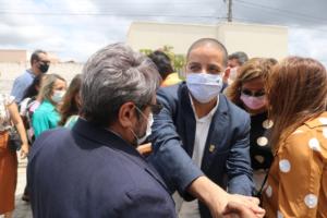 Mais de 200 famílias receberam a chave dos seus imóveis em Parnamirim