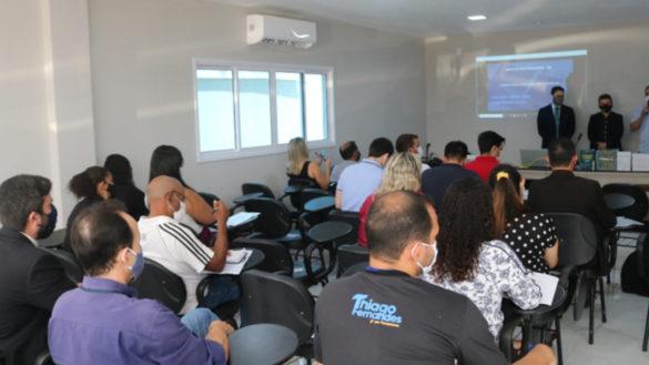 Câmara de Parnamirim realiza evento para servidores em parceria com a Uninassau