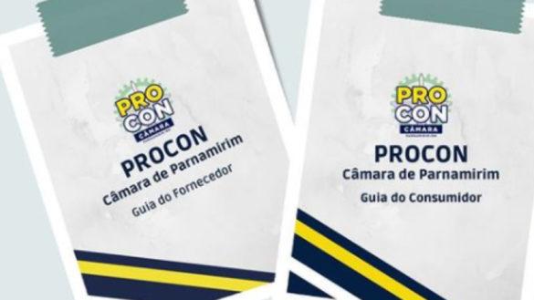 Procon Câmara desenvolve guias de atendimento para facilitar acesso a consumidores e fornecedores