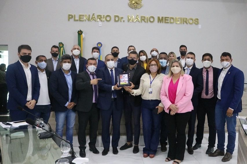Câmara Municipal de Parnamirim lança Revista do Legislativo