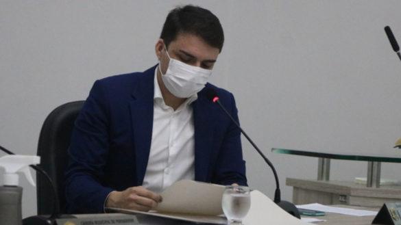 Vereador César Maia propõe Projeto de Lei Lucas Santos de prevenção e combate ao assédio em ambiente virtual