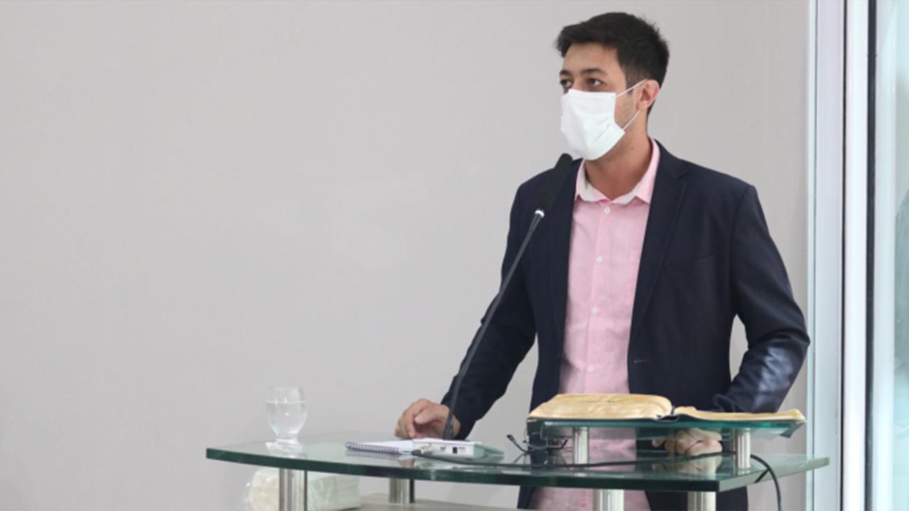 Thiago Fernandes propõe a criação do Observatório da Violência Contra a Mulher