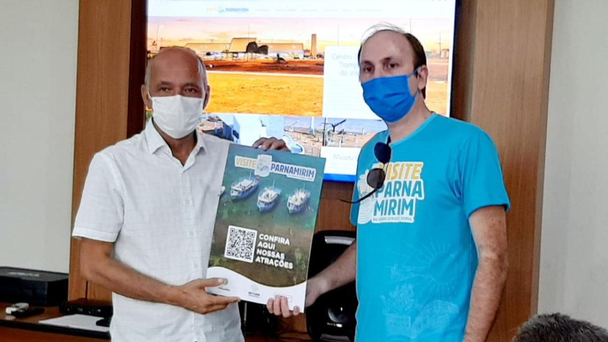 Prefeitura lança campanha 'Visite Parnamirim'