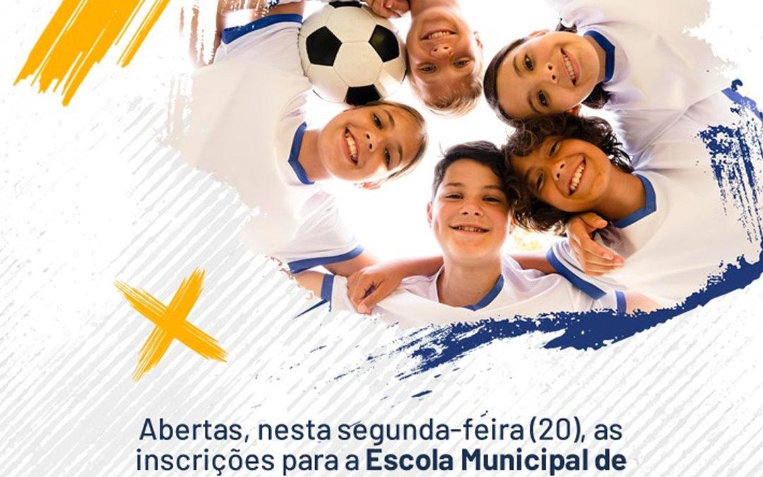 Abertas as inscrições para a Escola Municipal de Esportes de Parnamirim
