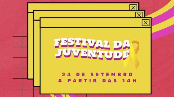 Câmara de Parnamirim promove Festival da Juventude alusivo ao Setembro Amarelo