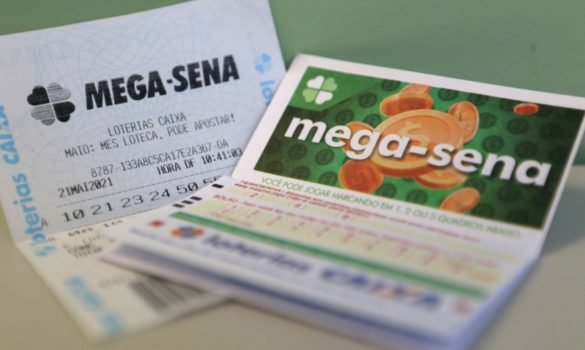 Mega-Sena 2407 acumula, e prêmio pode chegar a R$ 45 milhões; veja dezenas