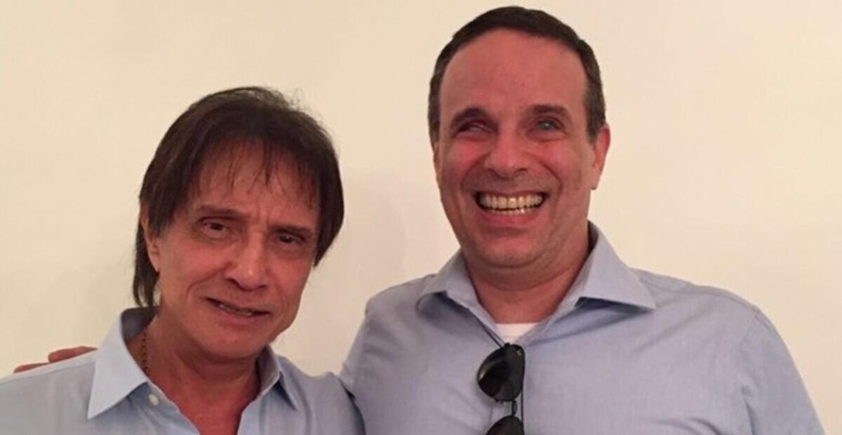 Morre o produtor musical Dudu Braga, filho de Roberto Carlos