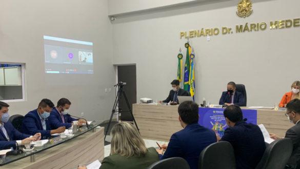 #DiretoDoPlenário: Começando a semana com pautas importantes na 92ª Sessão ordinária