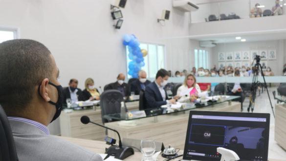 #DiretoDoPlenário: Audiência Pública discute plano de cargos, carreiras e vencimentos de três categorias do município