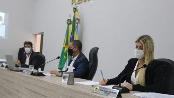 #DiretoDoPlenário: 94ª sessão ordinária debate sobre a saúde do município