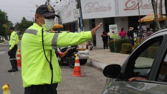 Quinta-feira, 23 de setembro - Dia Nacional do Agente de Trânsito