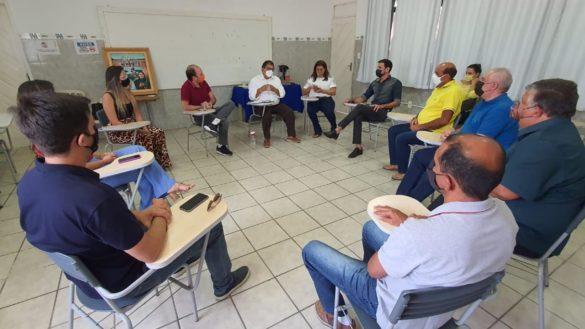 Prefeitura de Parnamirim discute inclusão do município na rota dos mártires
