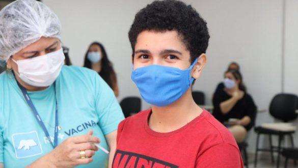 Baixe aqui o termo de responsabilidade para vacinação dos adolescentes de 12 a 17 anos